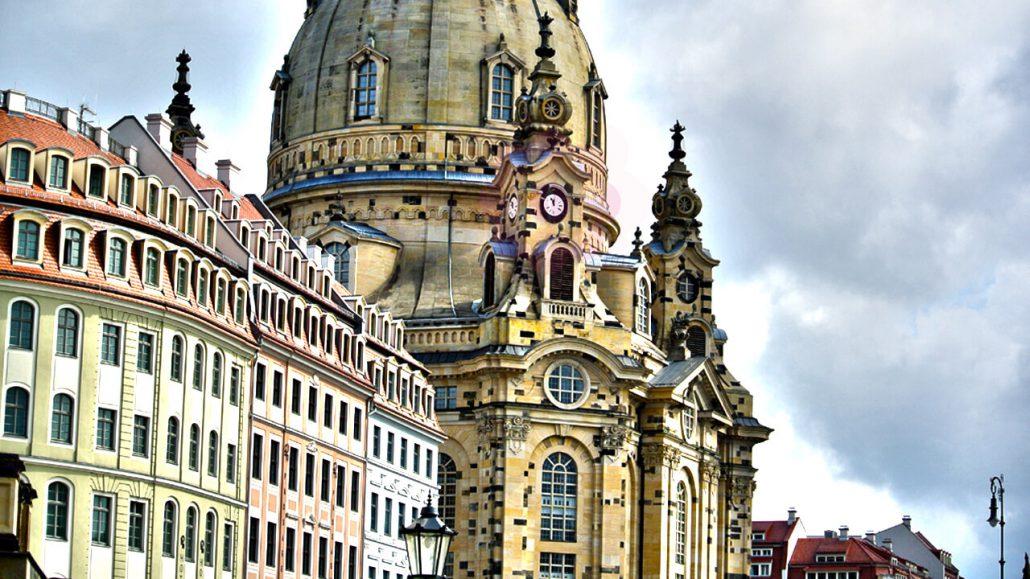 Dresden kantaberlin fotos hdr