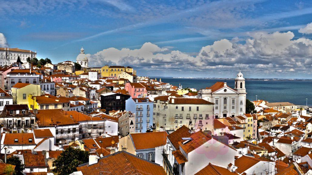 Lissabon kantaberlin fotos hdr