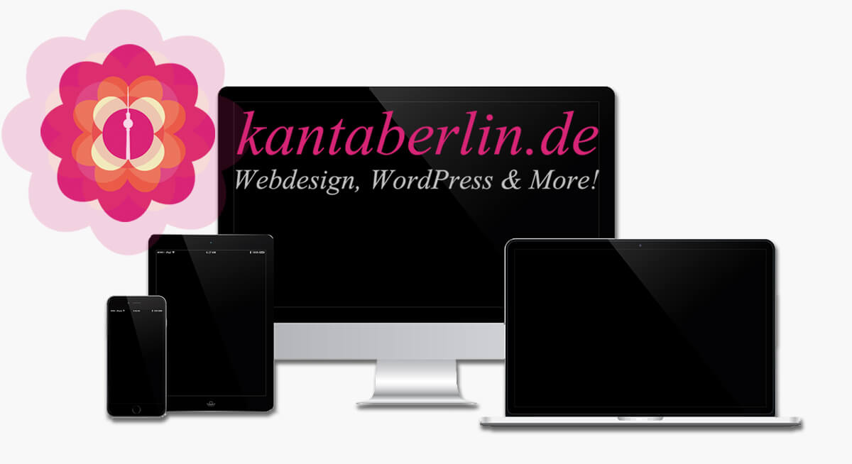 Responsive Webdesign by kantaberlin