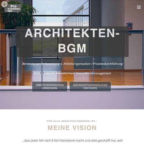 Architekten-Bgm.de webdesign kantaberlin.de