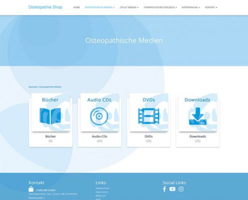 osteopathie1 Shop by kantaberlin.de