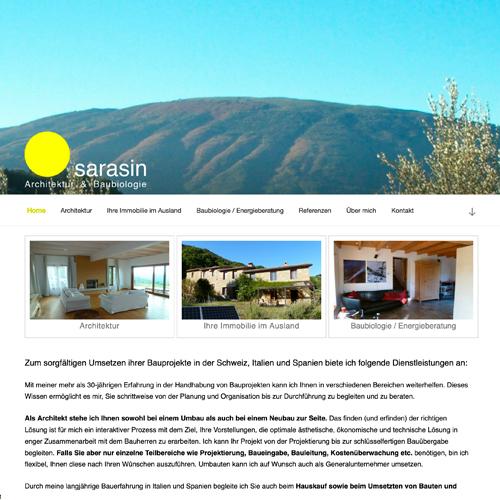 sarasin-baubiologie kantaberlin webdesign